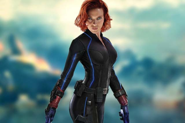 Why so many girls love to cosplay black widow Natasha Romanoff