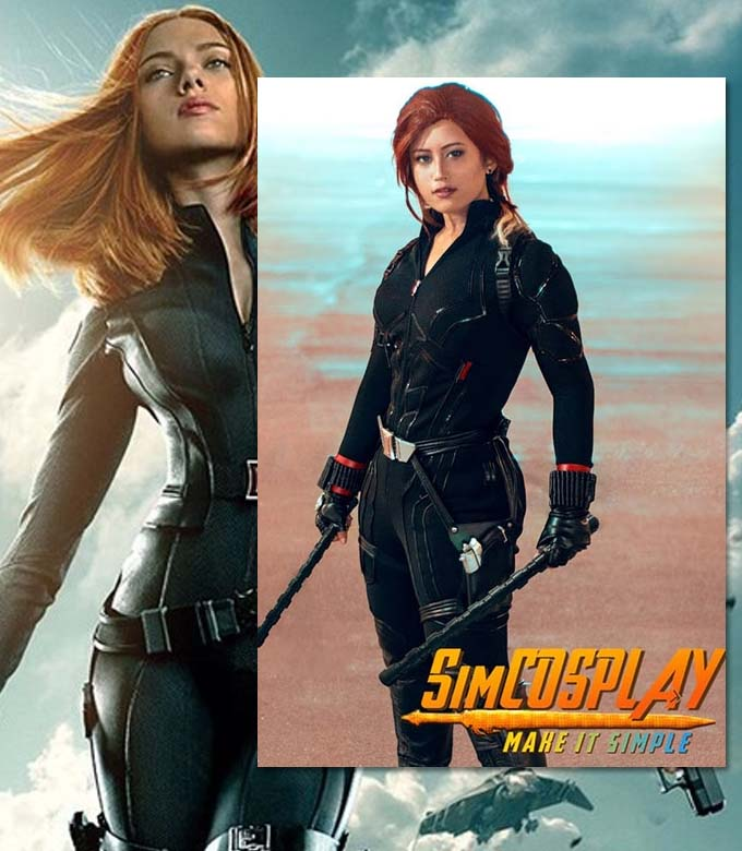 Why So Many Girls Love To Cosplay Black Widow Natasha