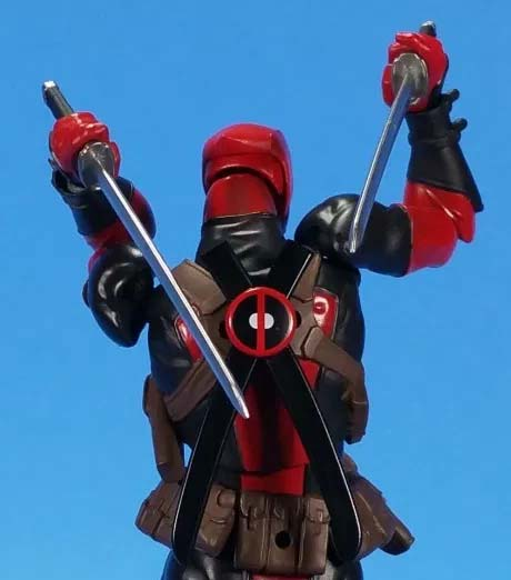 deadpool's main weapons katana