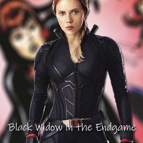 Black Widow in the Endgame