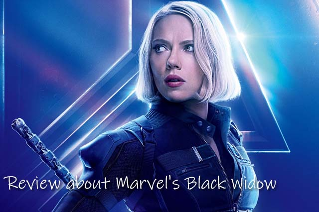 review about Marvels Black Widow