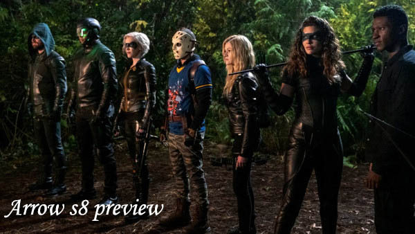 Arrow s8 preview